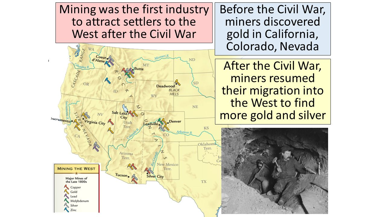 War on the West: how it was