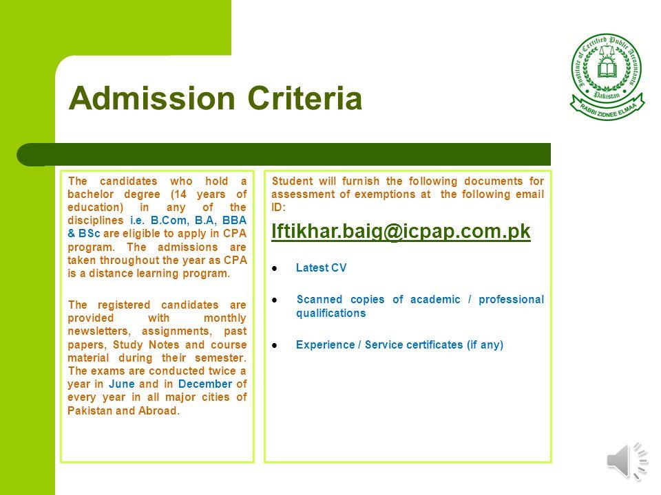 Institute Of Certified Public Accoutants Of Pakistan Icpap Plot 03