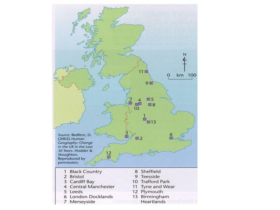 property led regeneration london docklands case study