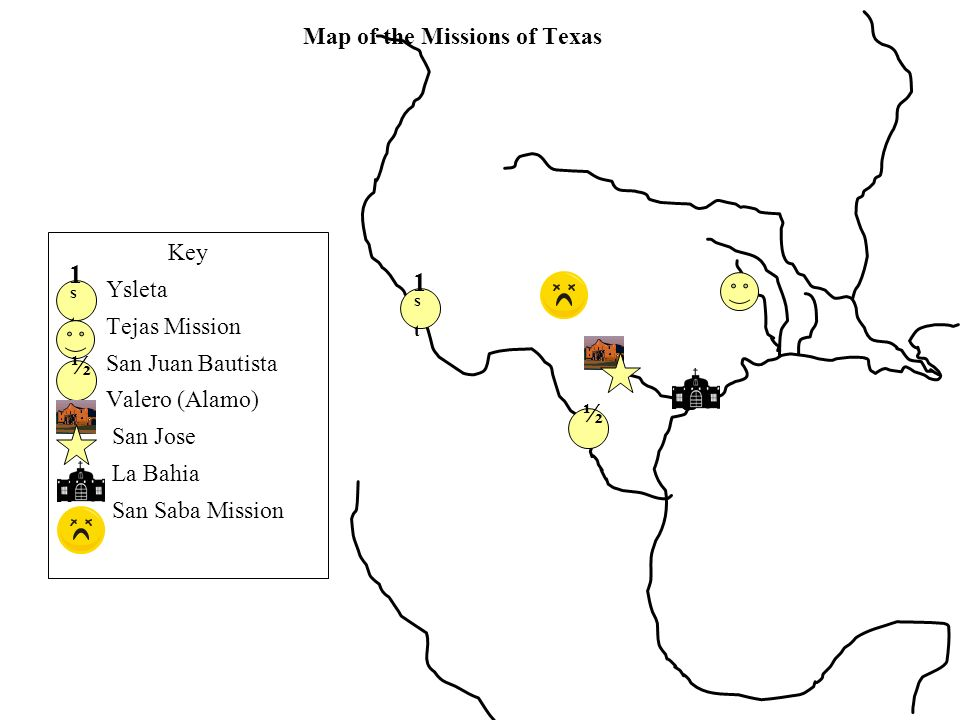 Map of Mexico in 1777 What do you see that you recognize ...