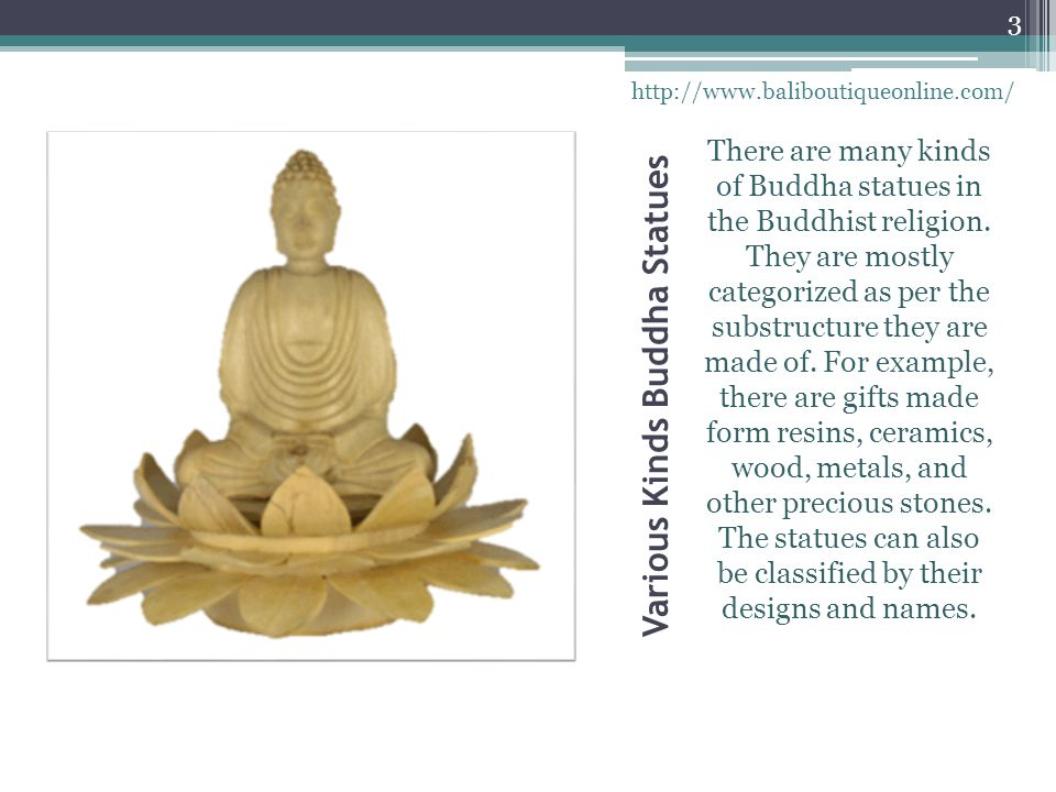 Buddha Statue ppt download