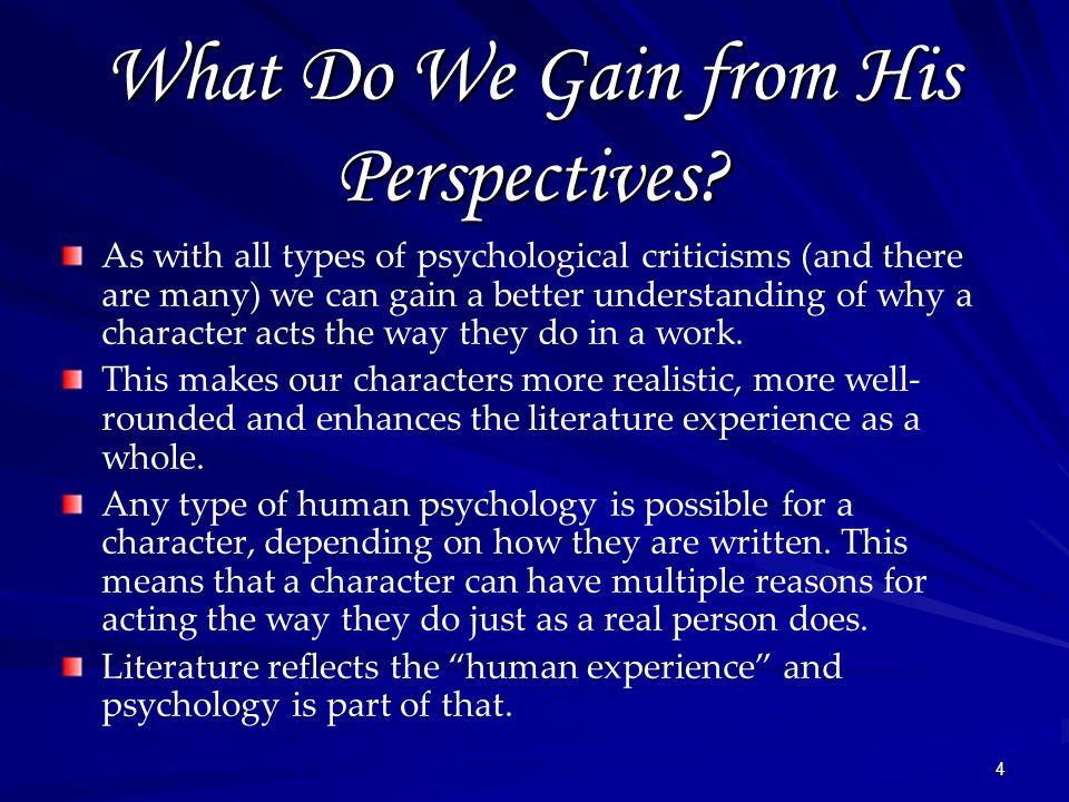 psychological criticism of hamlet