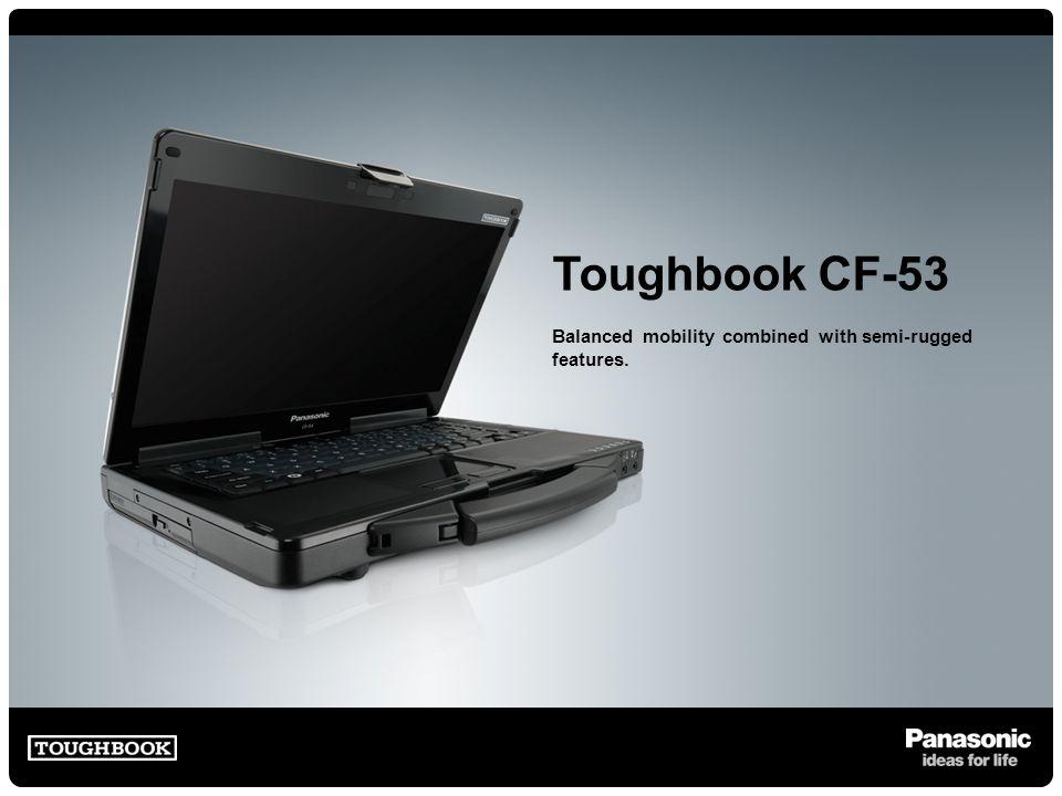 panasonic toughbook cf-53 lan driver