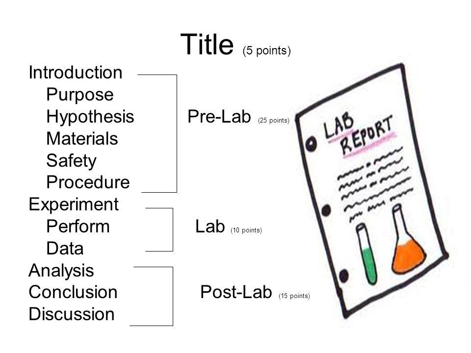 scientific analysis paper