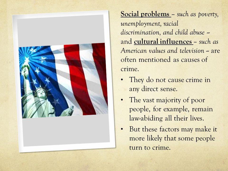 environmental factors of crime