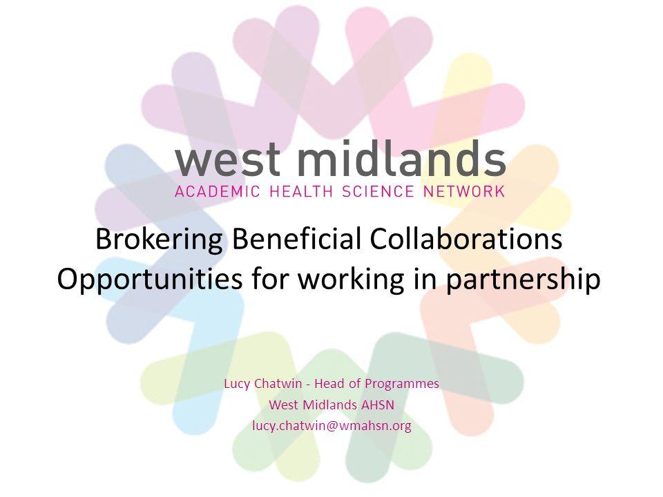 west midlands ahsn business plan