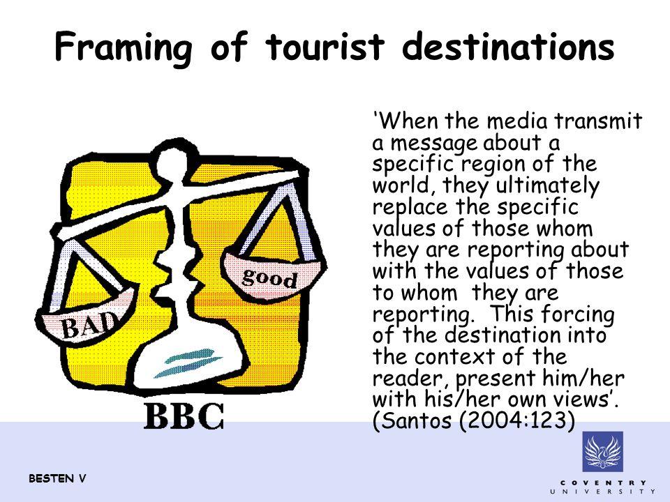 Framing tourist risk in UK press accounts of Hurricane Ivan Marcella ...