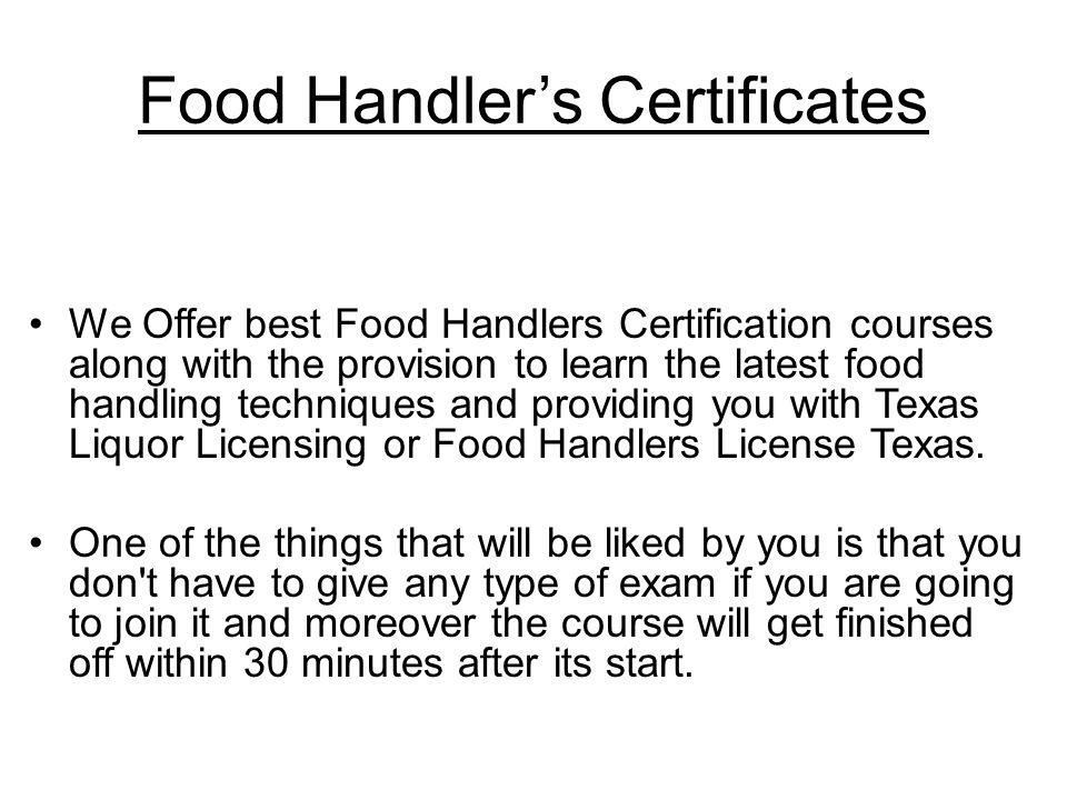 Safety Techniques For Safe Food Handling Ppt Download