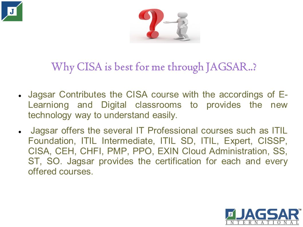 Cisa Certified Information Systems Auditor Cisa Certified