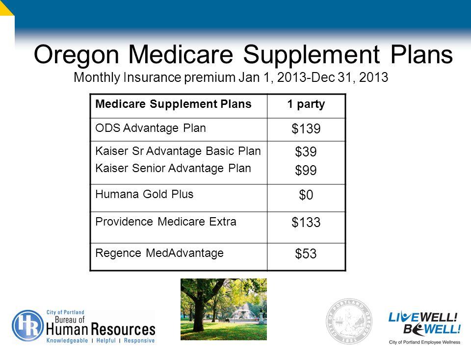 City of Portland Health Insurance in Retirement Debi