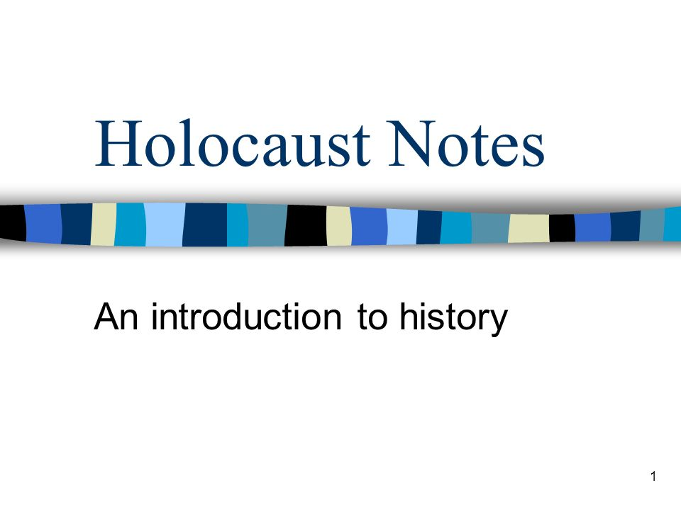 american holocaust chapter summary