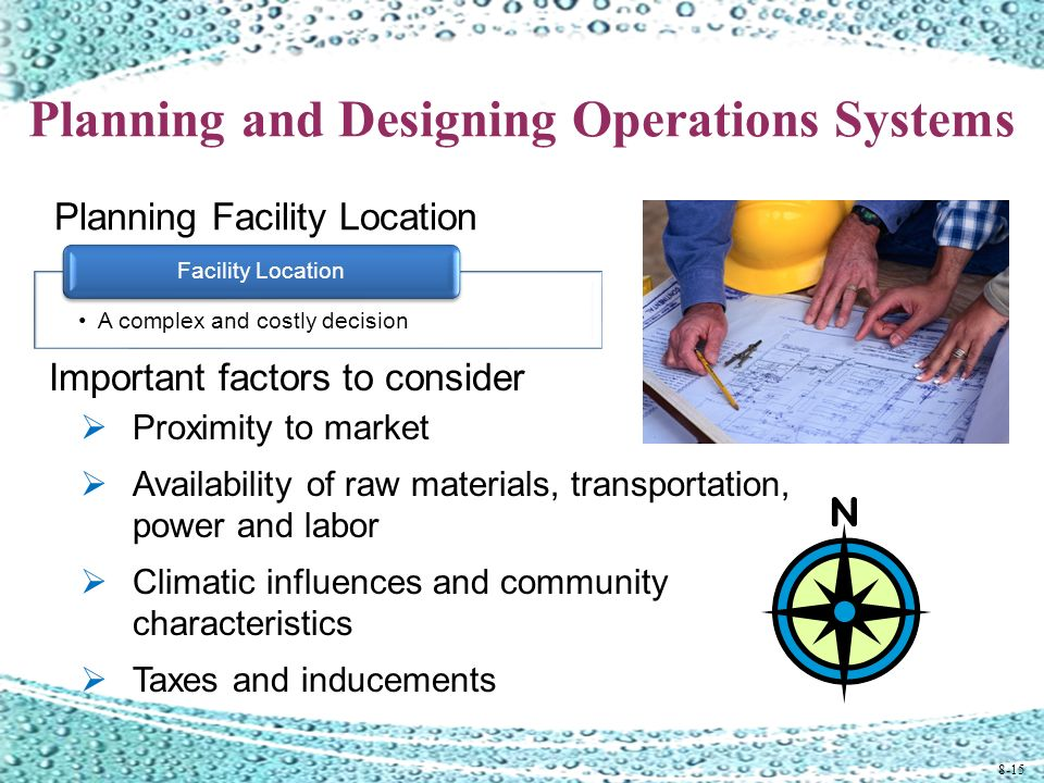 facility location decisions are complex because