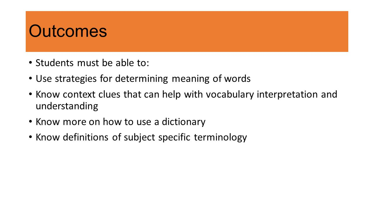 Subject: meaning of the word, synonyms and interpretation