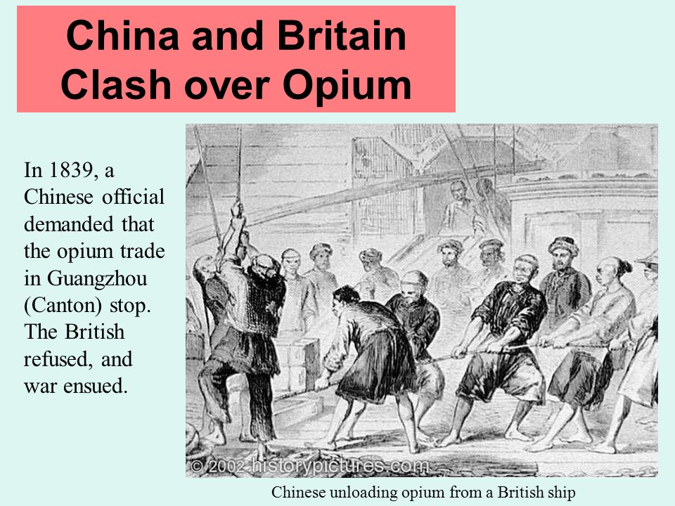 the causes and effects of the opium war in 1839 in china Description : the opium war of 1839-43, the first military conflict to take place between china and the west, is a subject of enduring interest mao haijian, one of the most distinguished and well-known historians working in china, presents the culmination of more than ten years of research in a revisionist reading of the conflict and its main.