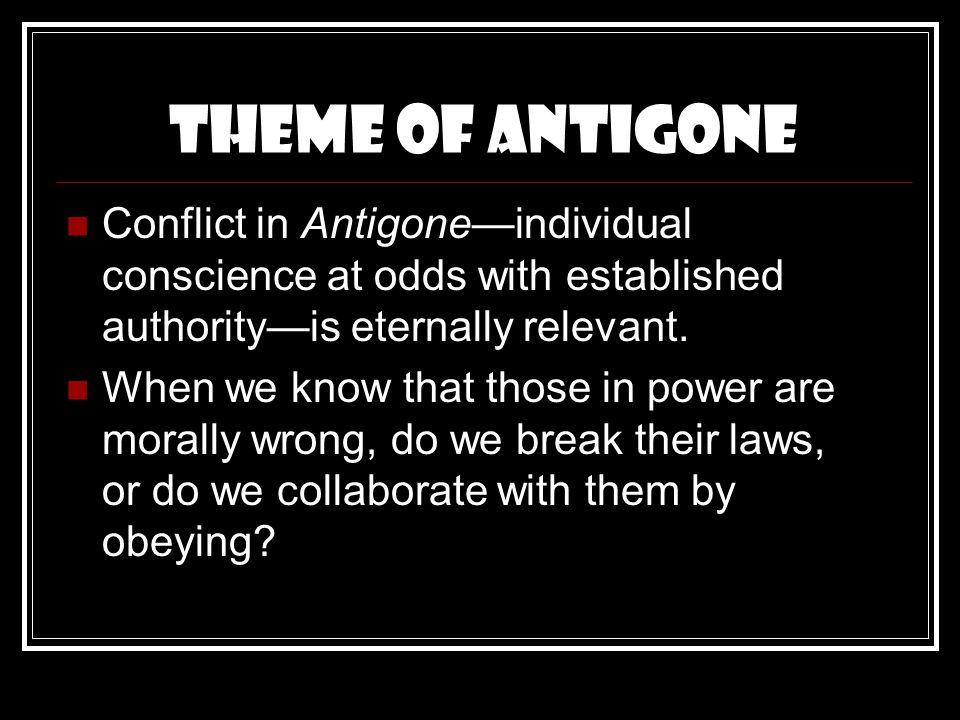 antigone themes
