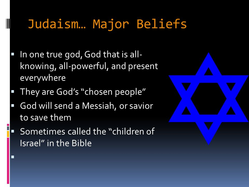 religion judaism and islam 56) essentially, the common religious tradition that islam, christianity, and judaism share can be traced back to these peoples a better understanding of the history of this group of people can be useful in understanding the common origin of contemporary monotheistic religions.