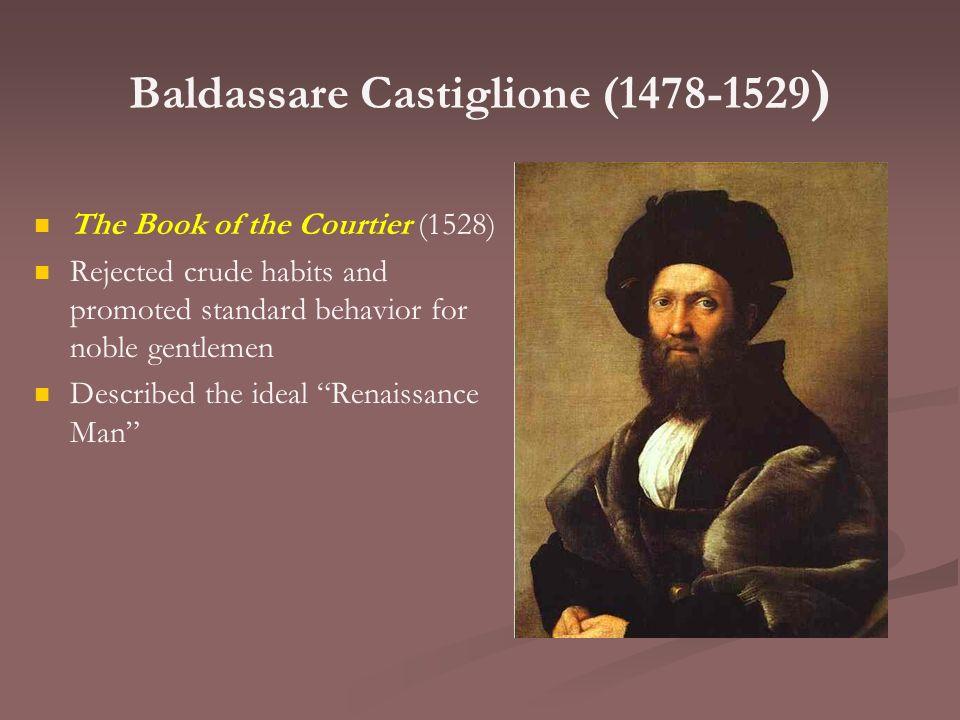 baldassare castiglione definition