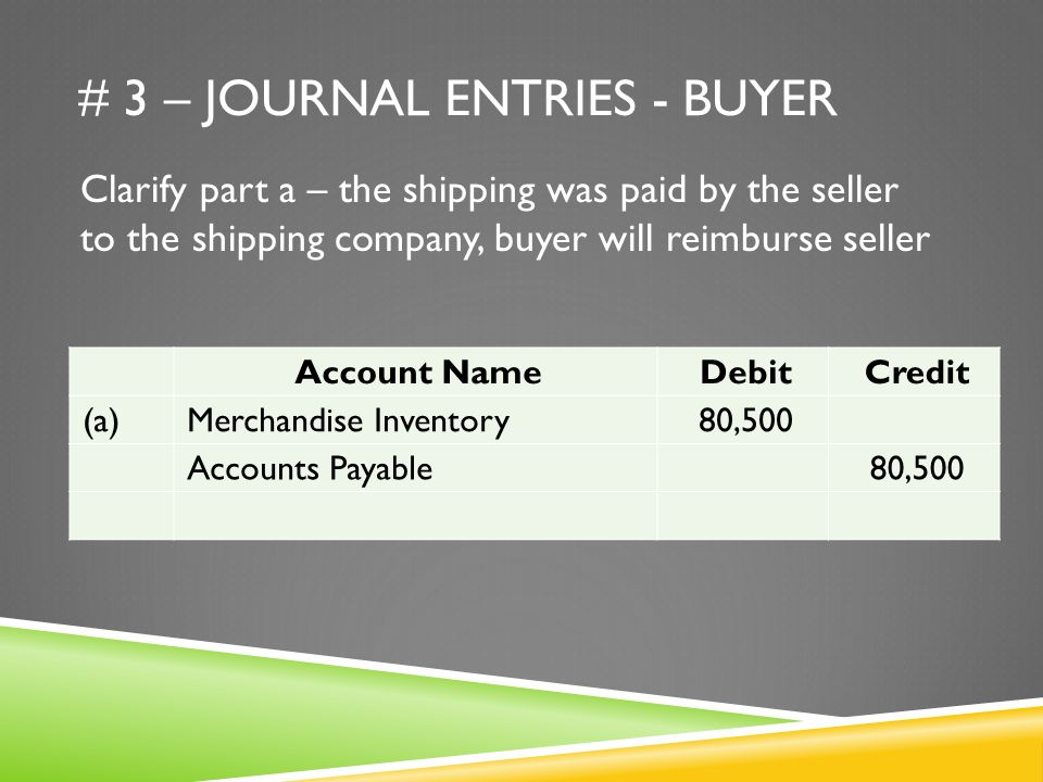 REVIEW FOR FINAL EXAM  COMPETENCY: ACCOUNT FOR MERCHANDISING
