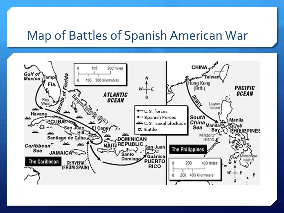 Spanish American War Philippines Map.Learning Target I Can Investigate The Platt Amendment To Understand