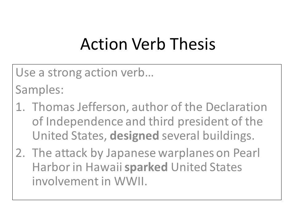 declaration of independence argumentative essay