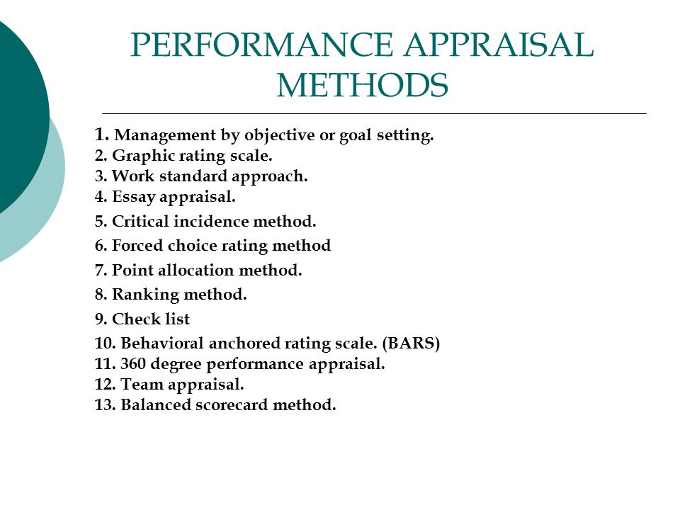 impact of performance appraisal system on productivity of employees   performance appraisal