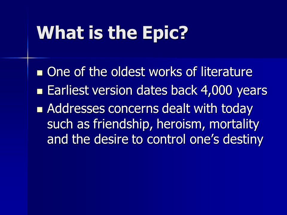epic of gilgamesh theme essay