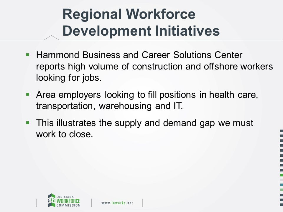Reforming Workforce Delivery  Reform Agenda  Integration