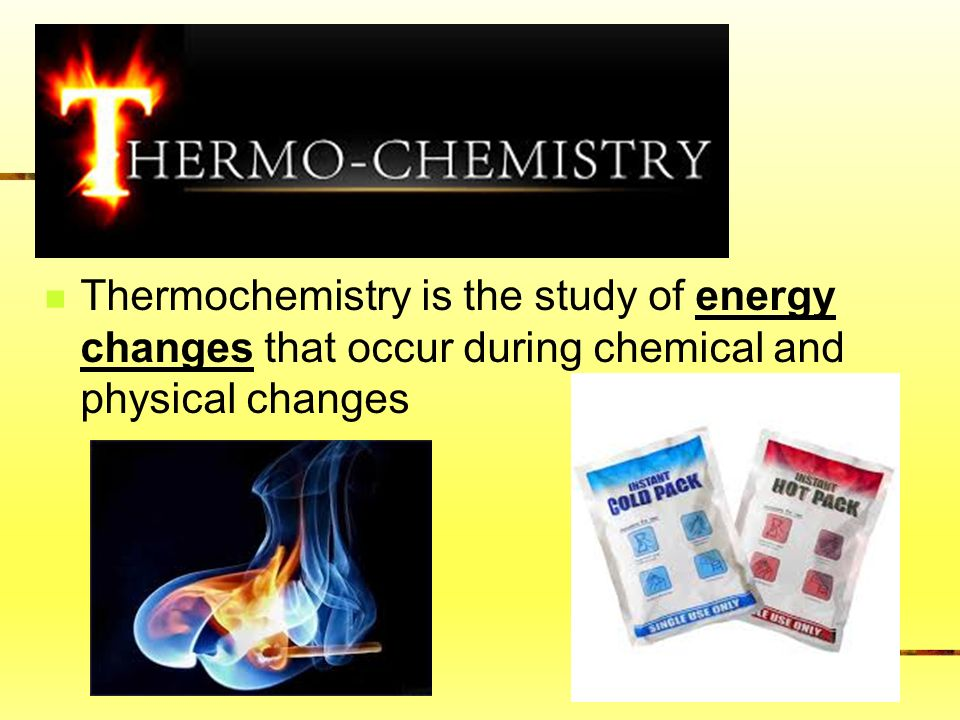 Ch  17 Thermochemistry and Energy A liquid freezing and boiling at
