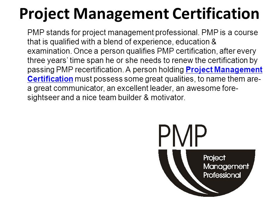 Renew Your Pmp Certification By Gathering The Continuing Development