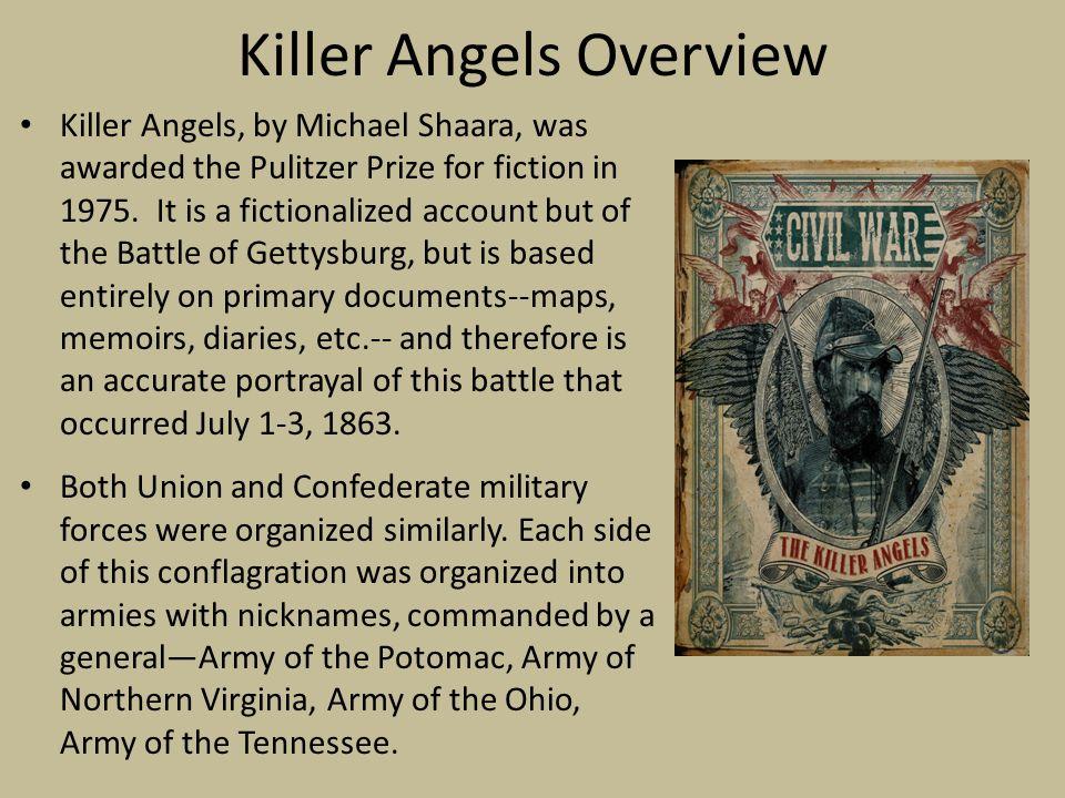 Lesson Plan #1: The Killer Angels