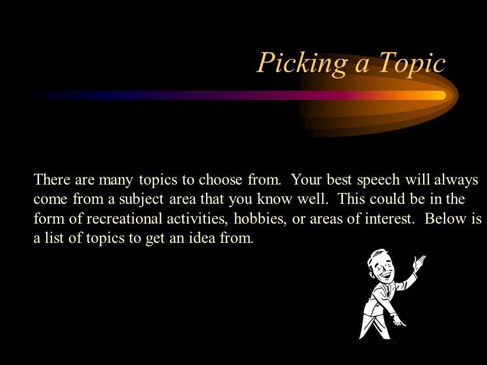 best speeches to analyze