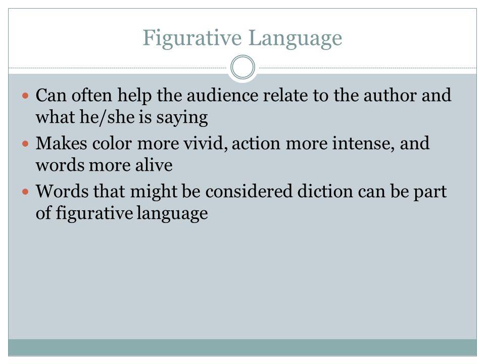 ap lit figurative language