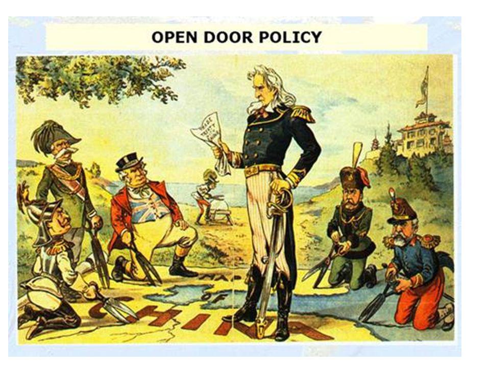 open door policy john hay. 4 Open Door Policy John Hay M