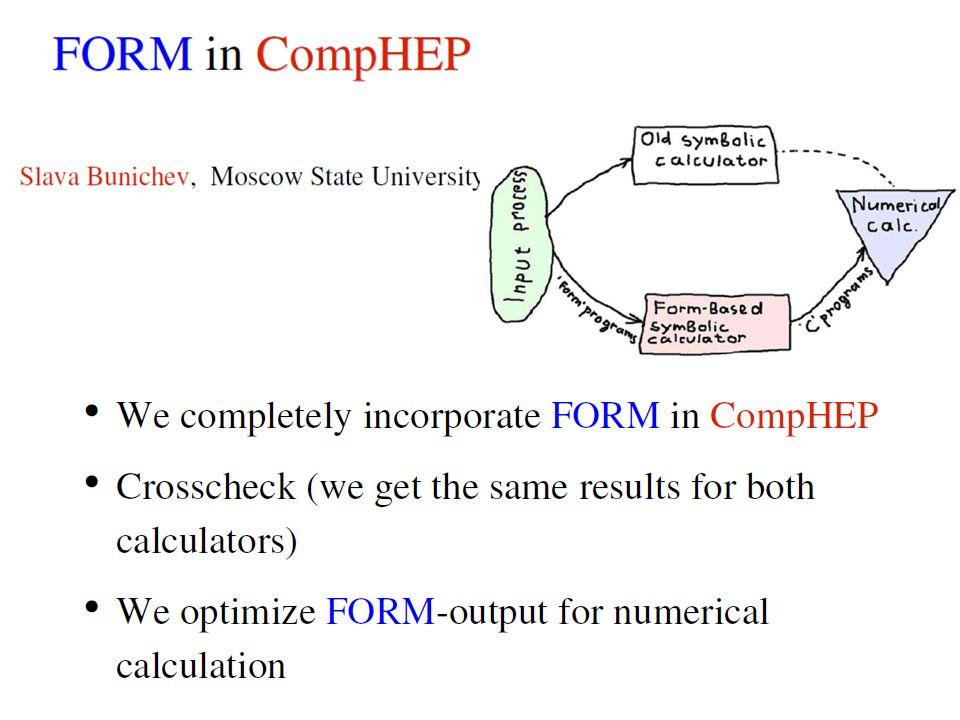 Session 3 J Fujimoto Kek May 27 Feynman Diagram Calculations