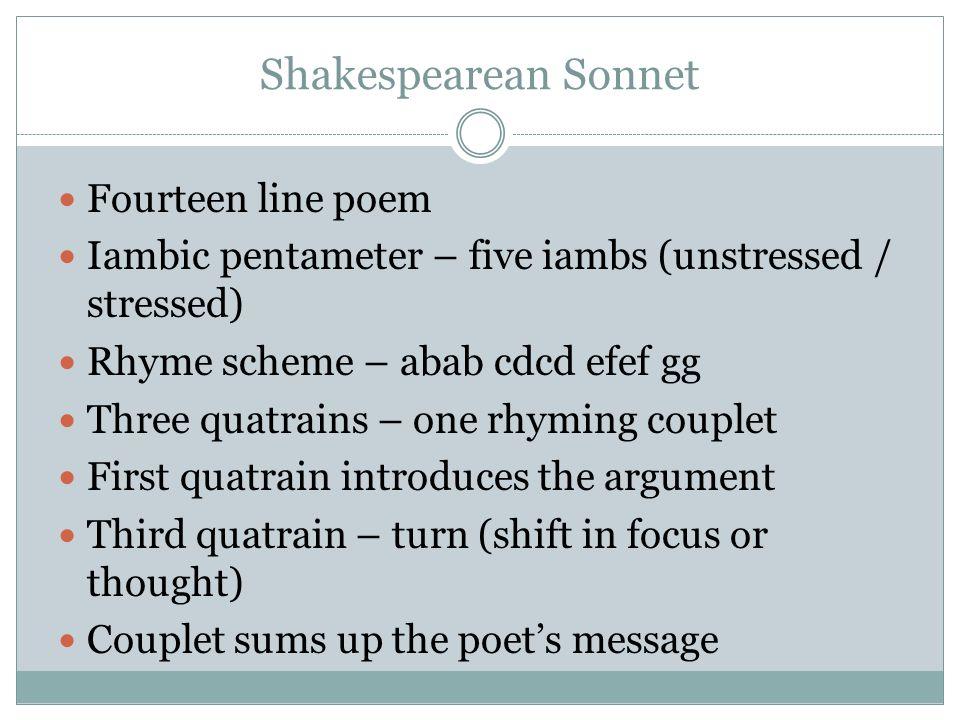 sonnet 29 theme