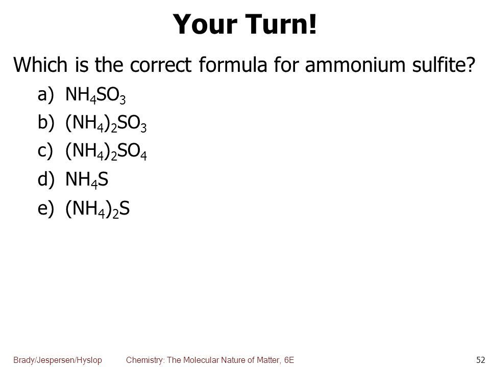 Chapter 3 Elements Compounds And The Periodic Table Chemistry