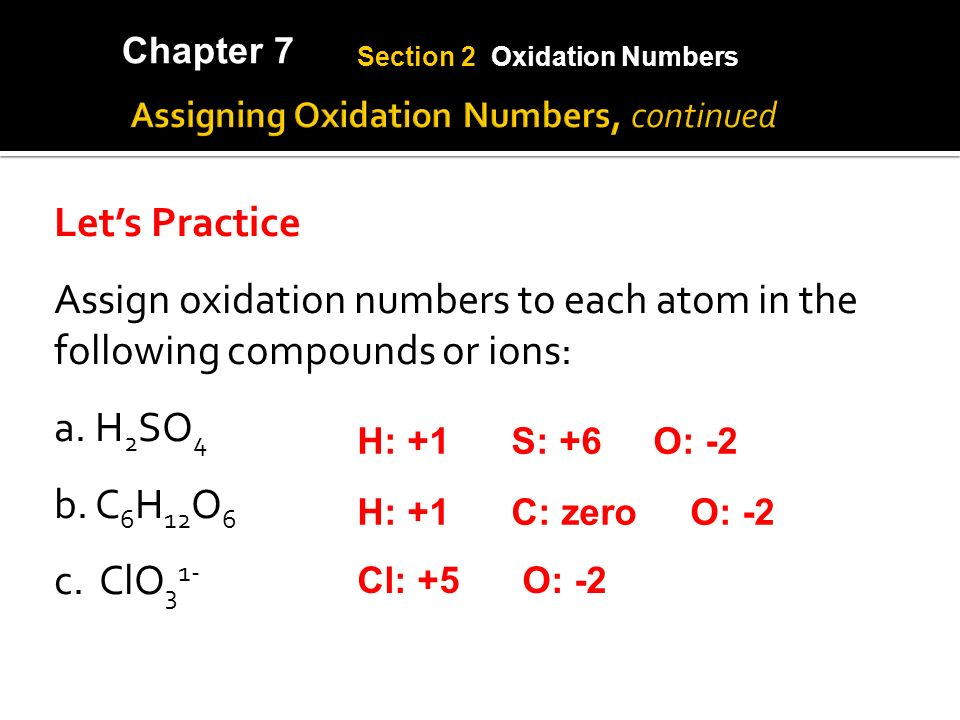 Chapter 7  It is possible to determine the charge of an ...