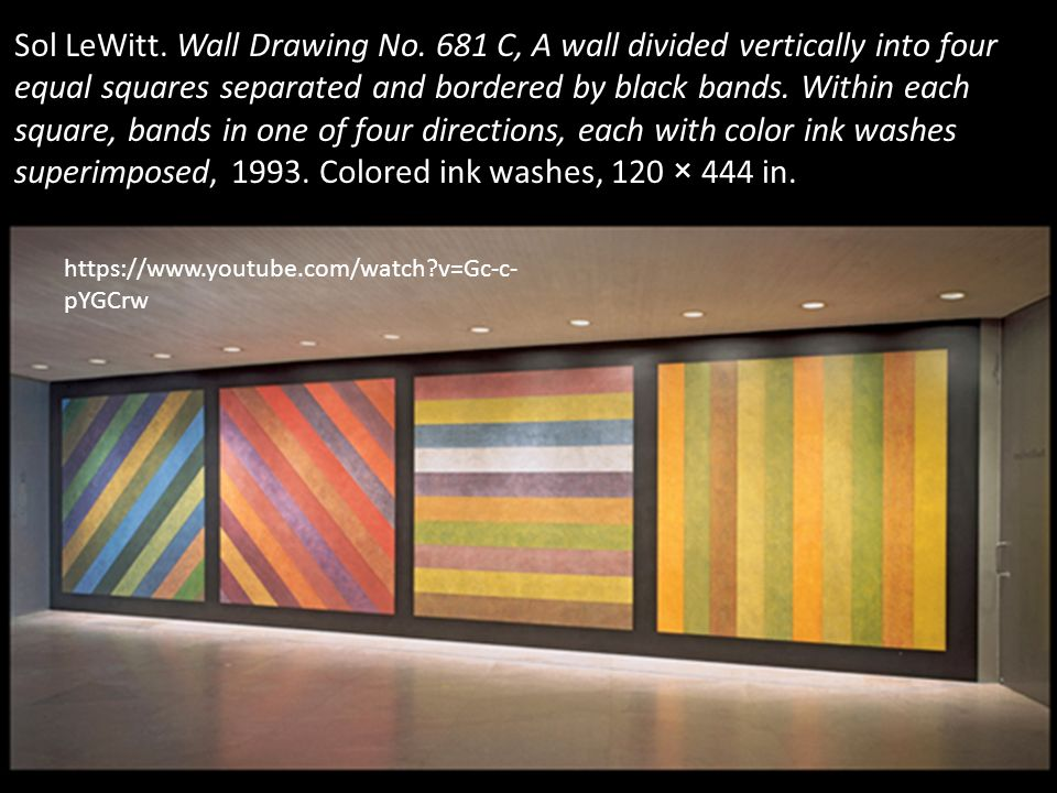 sol lewitts wall drawing no 681