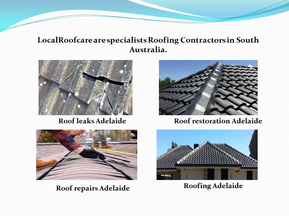 LocalRoofcare are specialists Roofing Contractors in South Australia.