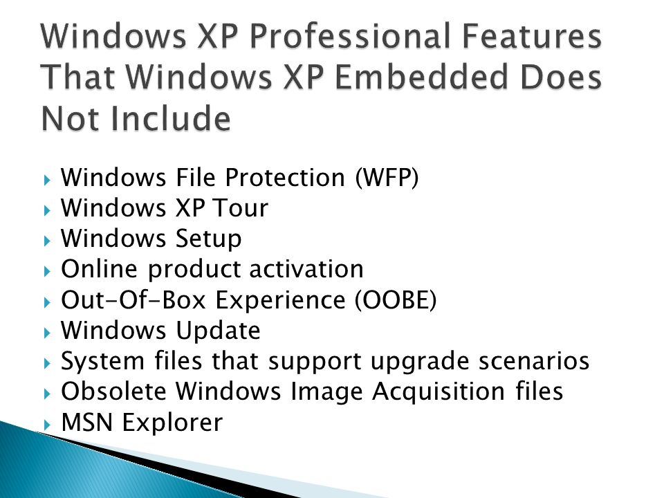 Microsoft Windows XP OS has been a very popular operating system in