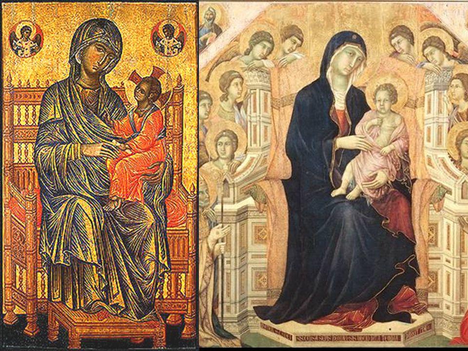 Late Gothic Artists To Know Duccio Lorenzetti Nicola Pisano Cimabue