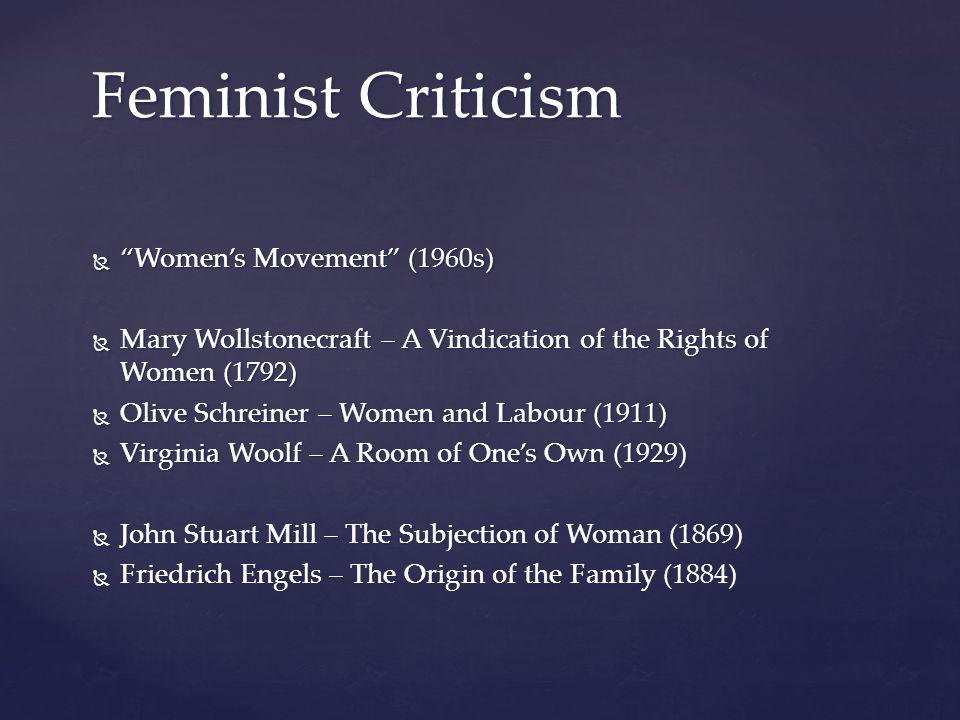john stuart mill the subjection of women analysis