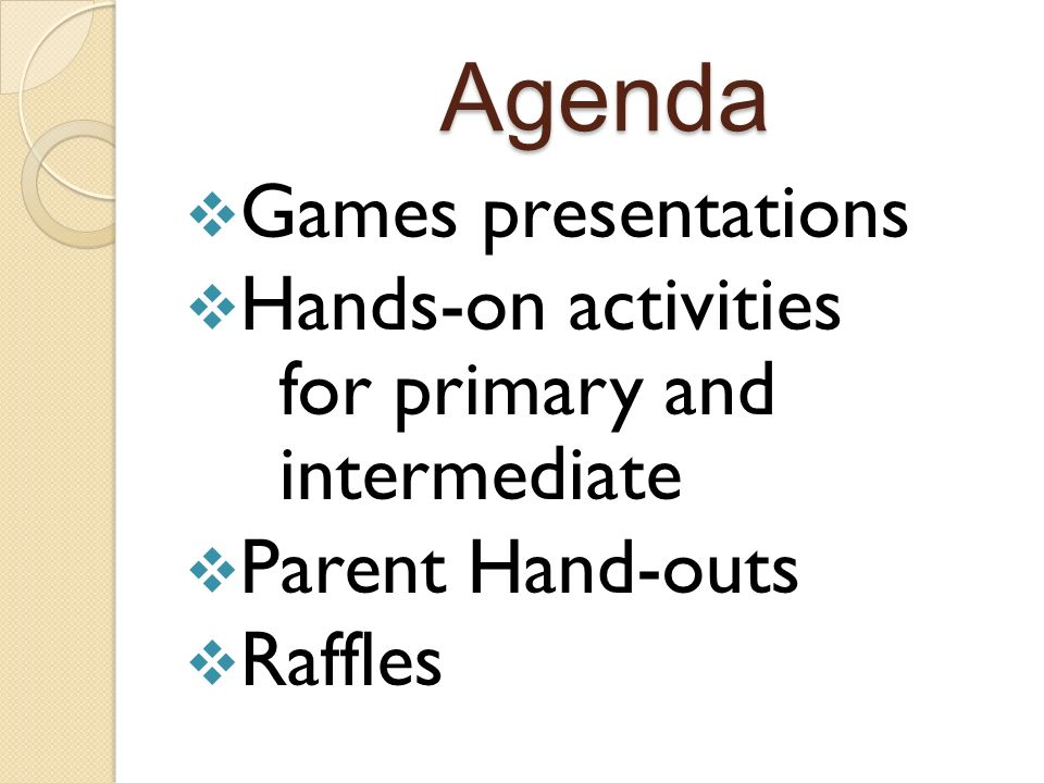 Welcome To Our Vocabulary Game Family Literacy Night Ppt Download