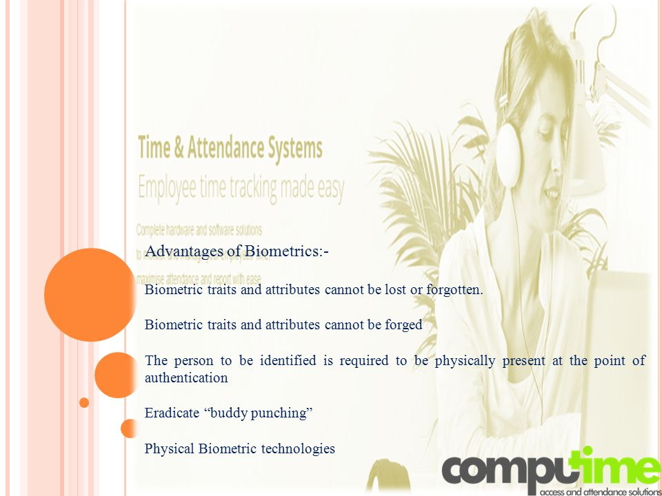 Why Physical Biometrics is rapidly Replacing Traditional