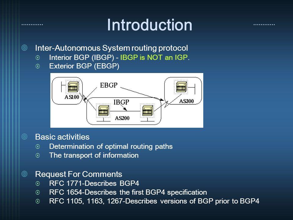 Border Gateway Protocol DPNM Lab  Seongho Cho - ppt download