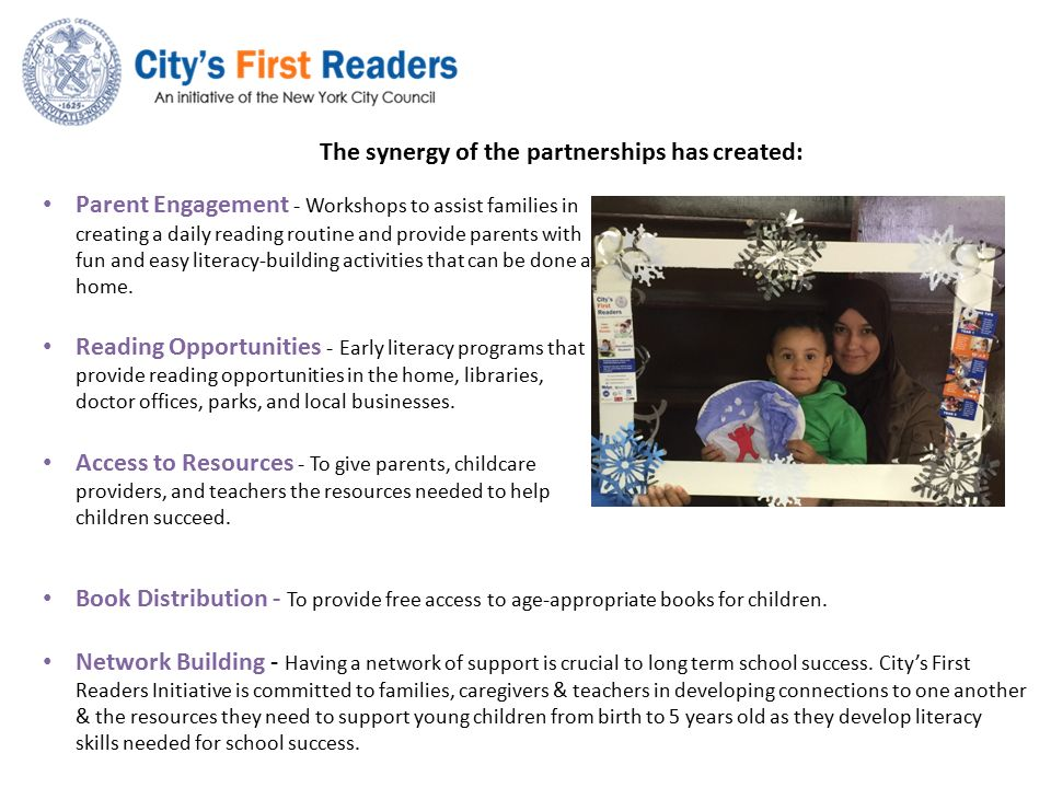 LiteracyINC When a child reads, a community succeeds! - ppt