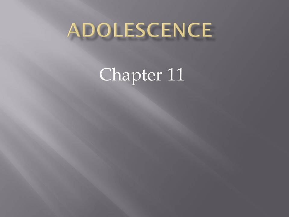 Chapter 11   Categories  Early- Ages  Middle- Ages  Late