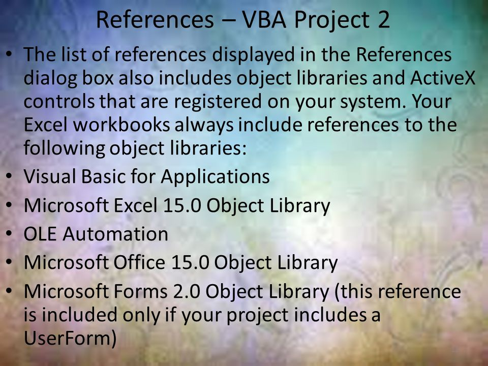 download microsoft office 15.0 object library
