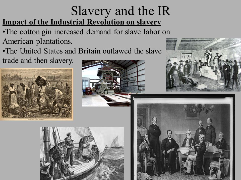 the impact of the industrial revolution on women Women workers in the british industrial revolution joyce burnette, wabash college historians disagree about whether the british industrial revolution (1760-1830) was beneficial for women.