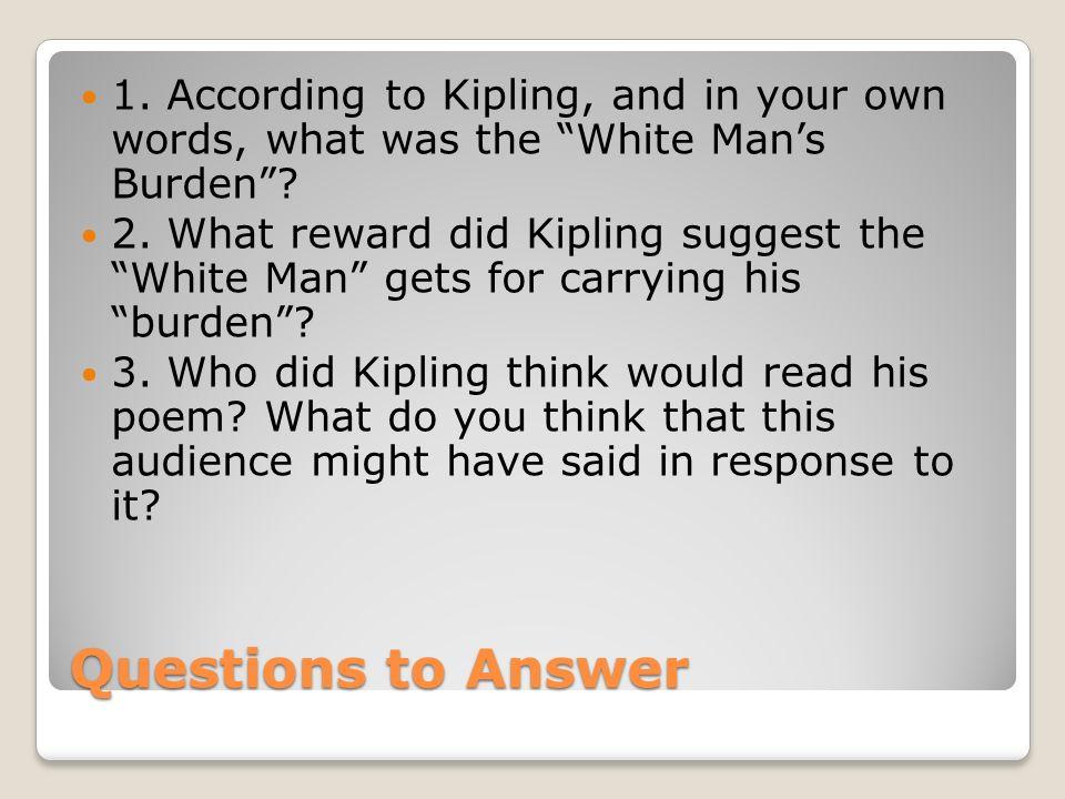 white man burden poem by rudyard kipling